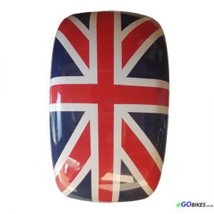 Union Jack Fenders / Mudguards for Citycoco eGO bikes