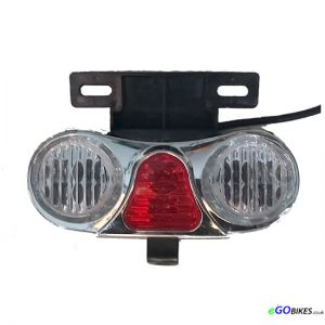 Rear light for Citycoco & eGO Bikes HD