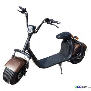 eGO HD Metallic Brown Electric Scooter
