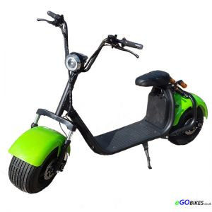 eGO HD Lime Green Electric Scooter