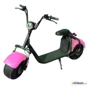 eGO HD Light Pink Electric Scooter