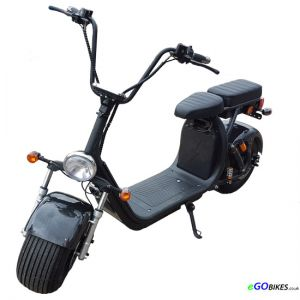 eGO Road Carbon Fibre Electric Scooter