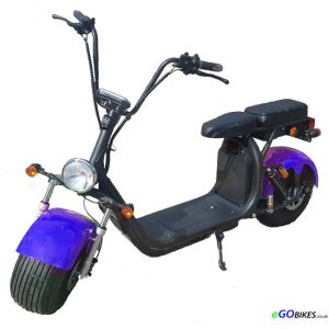 eGO Road Blue Electric Scooter