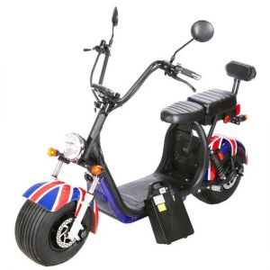 eGO Road Union Jack Electric Scooter