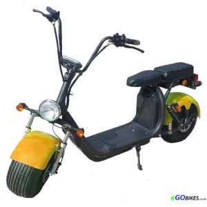 eGO Road Gold Electric Scooter