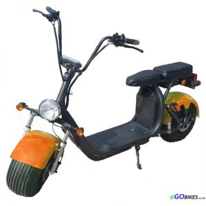 eGO Road Orange Electric Scooter