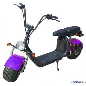 eGO Road Purple Electric Scooter