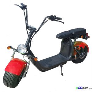 eGO Road Red Electric Scooter