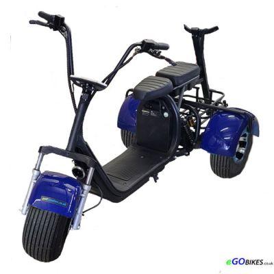 eGO Caddy Golf Trike