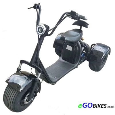 3 Wheel Scooter For Adults >> Ego Electric Trike 3 Wheel
