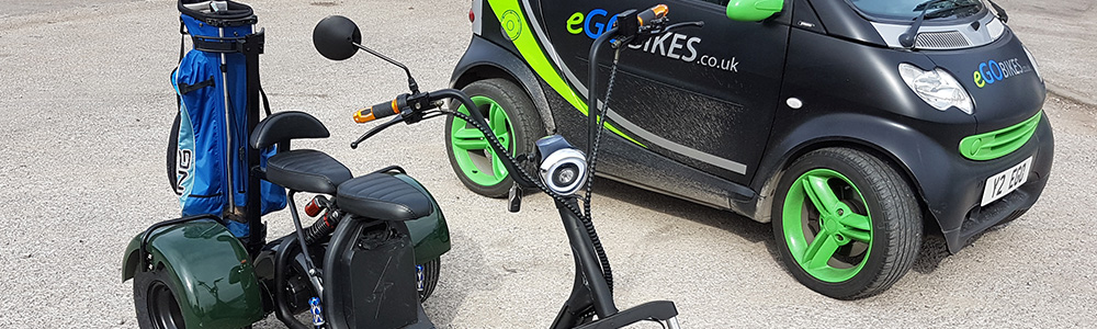 Electric scooters sale